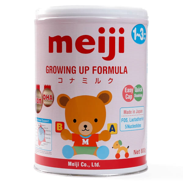 Meiji Growing up Formula, 800g