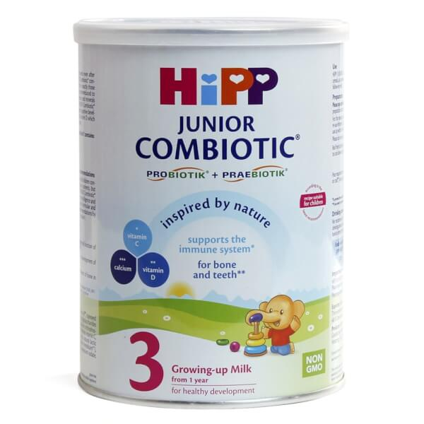 Hipp 3 Combiotic Organic Follow-on, 350g