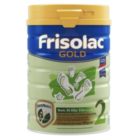 Frisolac Gold số 2 Sunrise, 900g