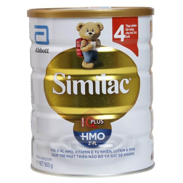 Similac Eye-Q 4, 2-6 tuổi, 900g