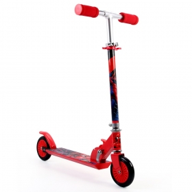Xe scooter 2 bánh Spider Man VCA82010-S