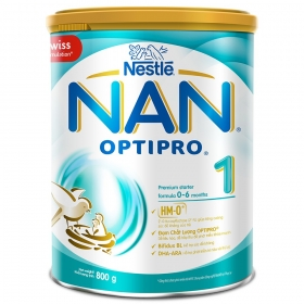 Nestle NAN Optipro 1, 800g_HMO