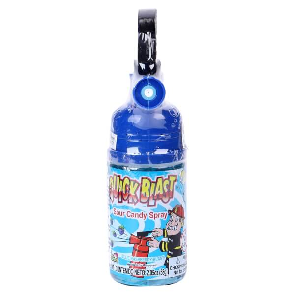 Kẹo Quick Blast Sour Candy Spray 58g