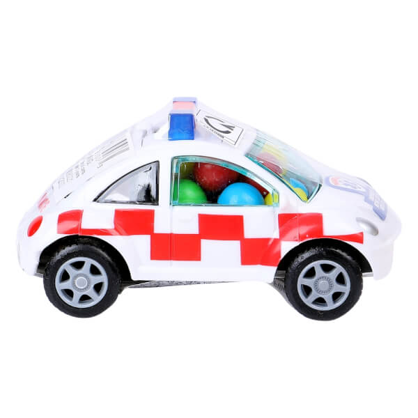 Kẹo Kidsmania Rescue Candy Filled Cars 12g