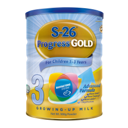 Sữa bột Nestle S26 Gold 3, 900g